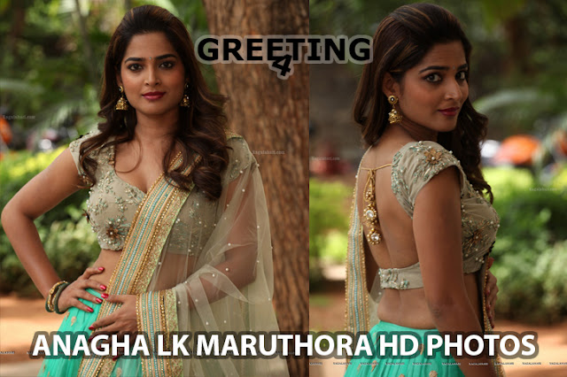 Anagha LK Maruthora HD Photos