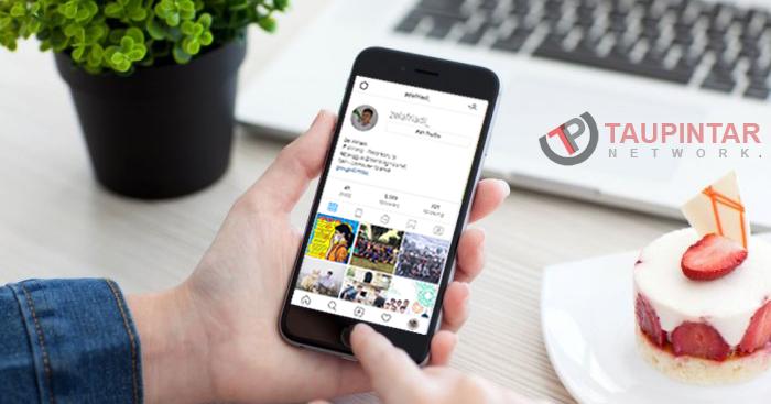 Cara Kerja Algoritma Instagram pada Feed Story | TauPintar ...