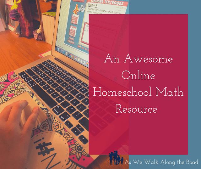 Online homeschool math curriculum review