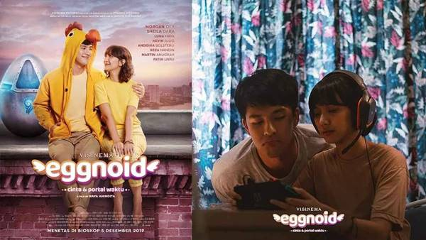 Ulasan review film eggnoid bahasa indonesia