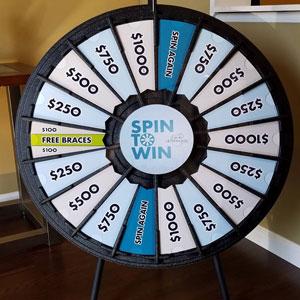Number Picker Wheel