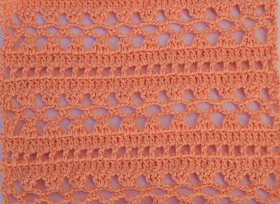 2 - Crochet Imagen Puntada para blusas y canesú muy facil y rapido por Majovel Crochet
