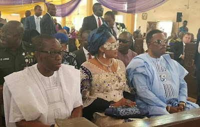 [PHOTOS] Anambra First Lady, Ebele Obiano, Steps Out In Stylish Gucci Sunglasses