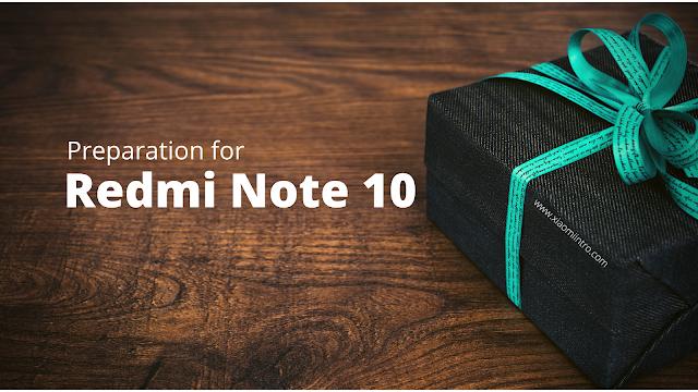 Tak Lama Lagi, Xiaomi Redmi Note 10 Hadir di Indonesia