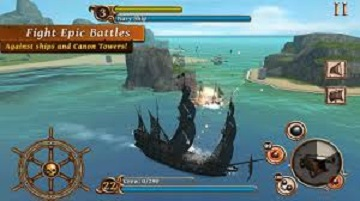 Game Ships Of Battle : Age Of Pirates Android