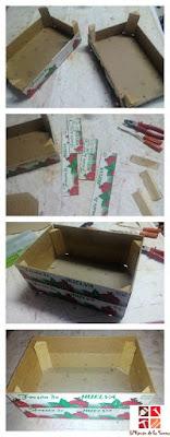 reciclar cajas de fresas