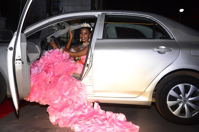 Adamawa's Deborah Ay Emerged As The Winner Of The 2019 Miss Globe Queen