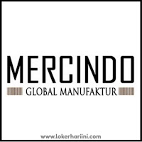 Lowongan Kerja PT Mercindo Global Manufaktur 2020