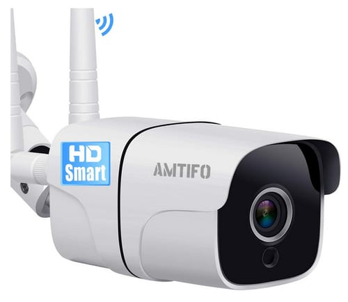 AMTIFO W2 1080P Outdoor Security Camera System