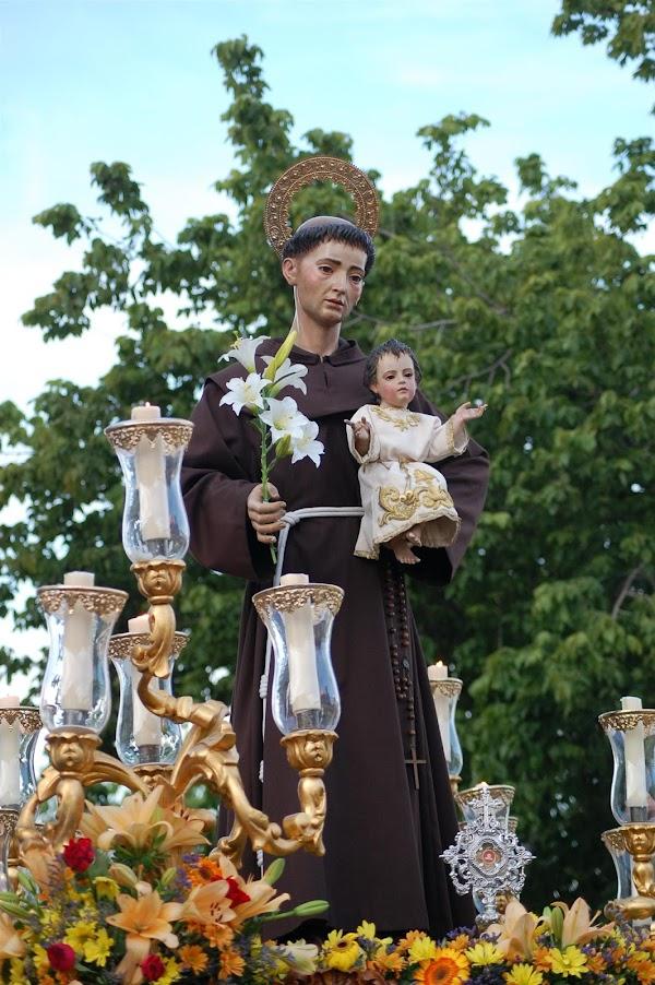 El próximo sábado 15, la AM Sentencia de Jerez acompañará a San Antonio de Padua en su salida procesional por el barrio de Torreblanca (Sevilla).