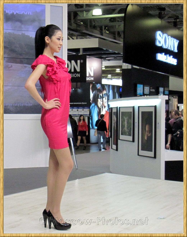 SONY promotion model