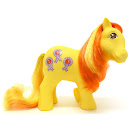 My Little Pony Rosette Year Eight Int. Playset Ponies VI G1 Pony