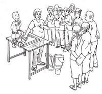 Metode demonstrasi belajar