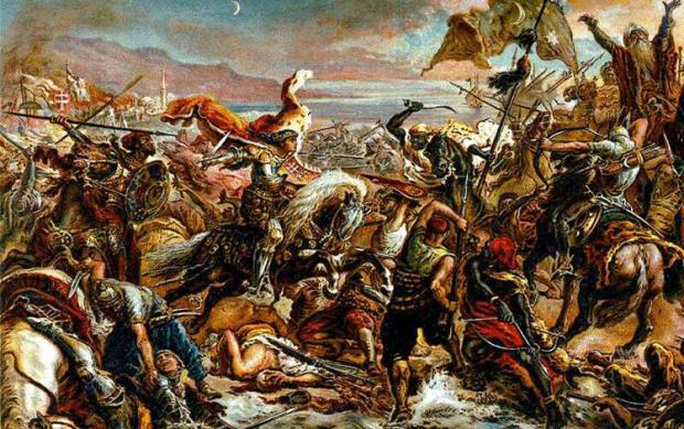 Kronologi Perang Shiffin Pada Khalifah Ali bin Abi Tholib