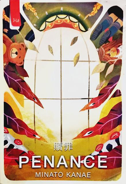Novel penance karya Minato Kanae