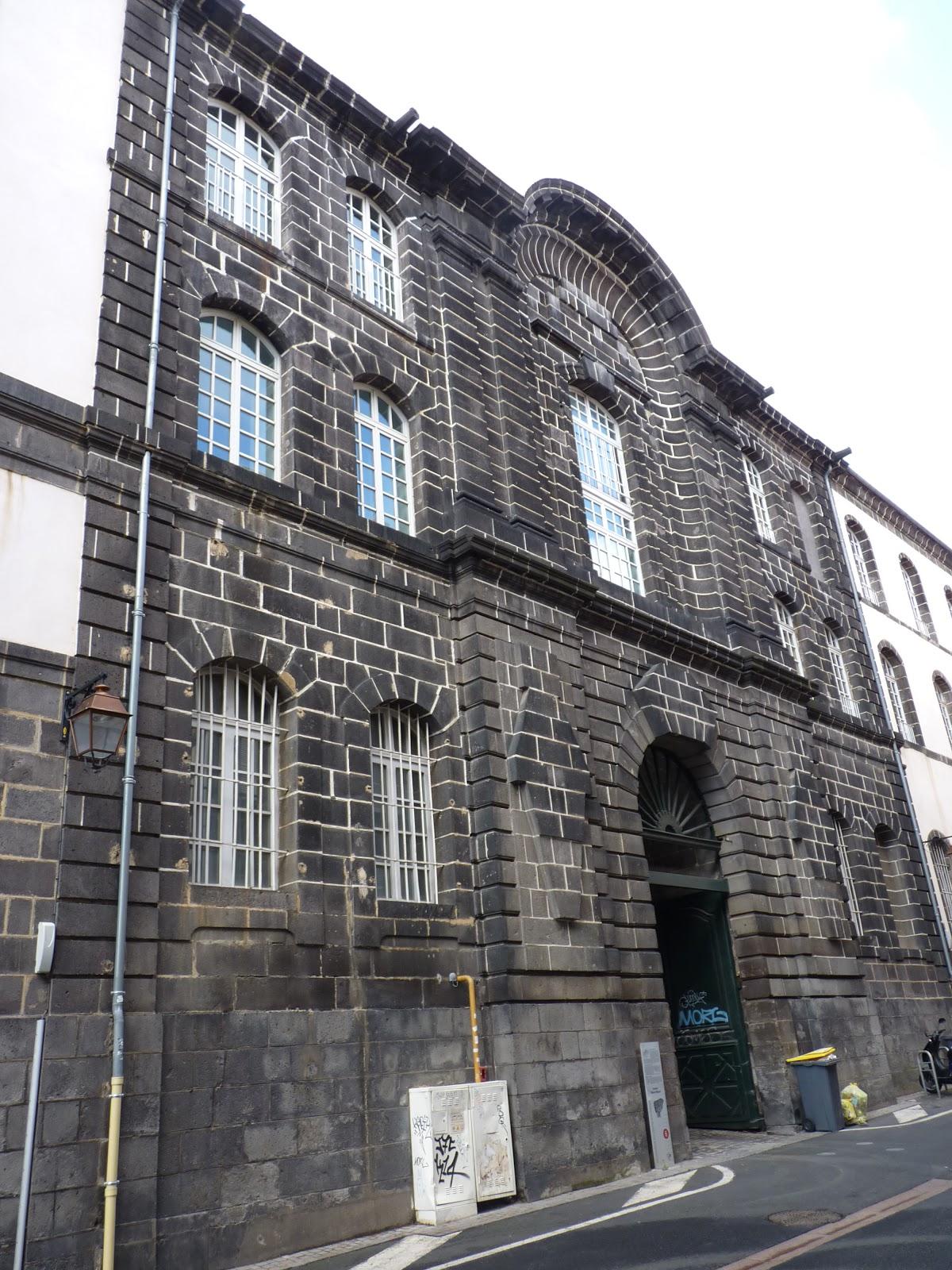 Clermond-Ferrand, Auvergne
