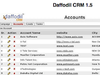 Daffodil CRM 1.5 Latest 2017 Free Download