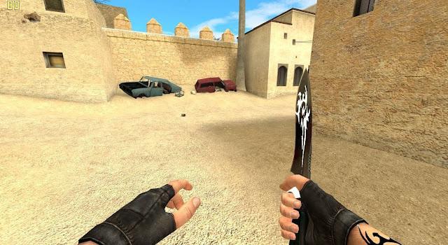 Cкачать Knifebot + aim (чит аим нож) для css v75 и v76 бесплатно