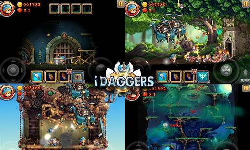 iDaggers v1.2 Mod (Unlimited Coins) Apk Game Download