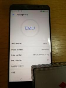 Huawei Mate 9 sudah menjalankan versi uji Android O