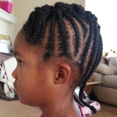 Bantu Knot Hairstyles For Natural Hair
