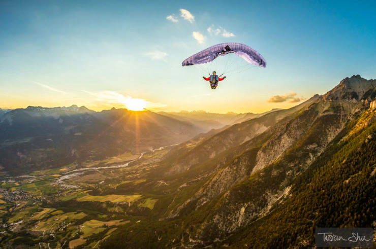 1. Hautes Alpes, France - Top 10 Paragliding Sites