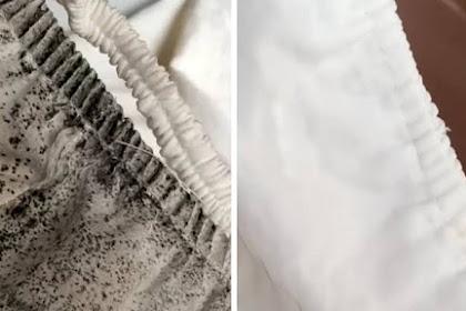 Tips Jitu Menghilangkan Noda Jamur pada Pakaian