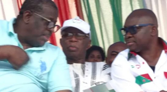 Fayose Unfit To Be PDP Governors' Forum Chairman – Senator Kashamu