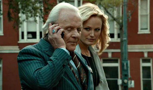 Malin Akerman, Anthony Hopkins