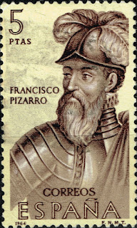 Spain Famous Explorer Conquistador Francisco Pizarro