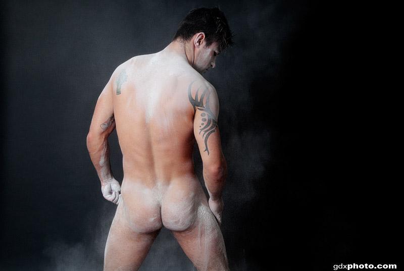 Nude Benjamin Godfre 111