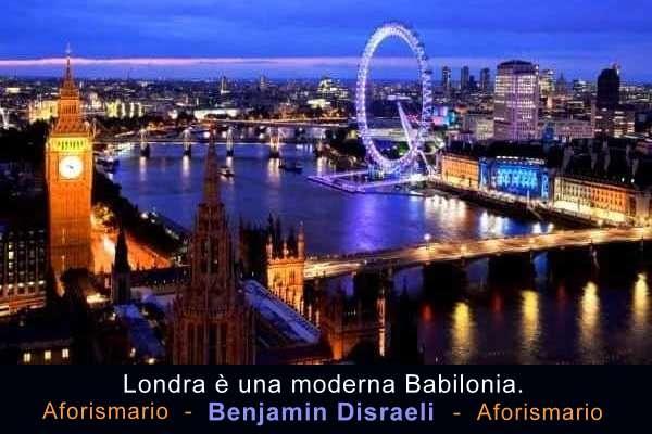 Aforismario Aforismi Frasi E Citazioni Su Londra