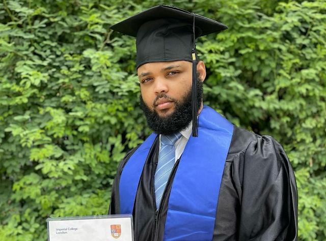 Estudos e a música: Deksz James termina estudos em Engenharia Petrolífera