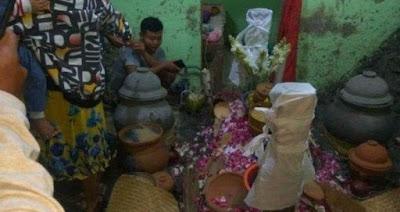 VIRAL Kakek 63 Tahun Dikubur Hidup-hidup dengan Kain Kafan 5 Hari