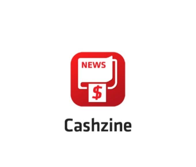 Cara Mendapatkan Uang dari Aplikasi Cashzine