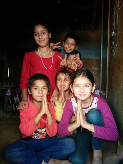 Nepal y el cuento de la vida