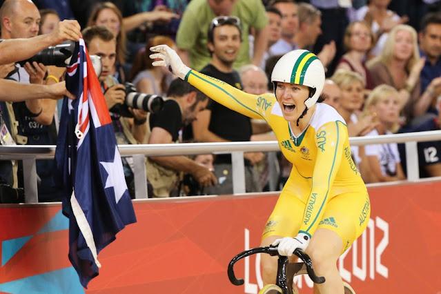 Anna Mears australia ciclismo