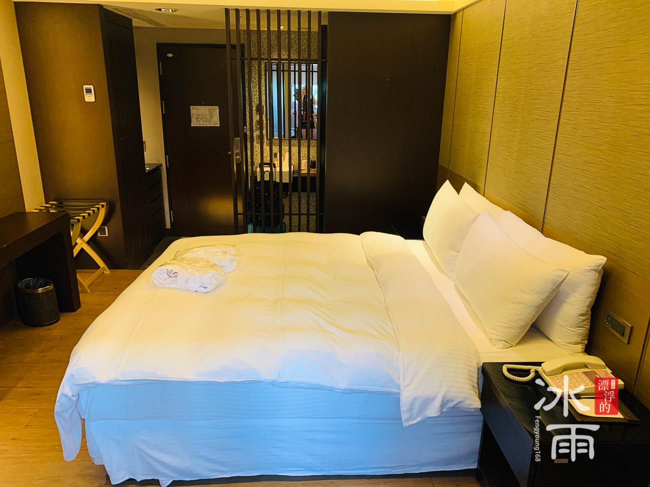 南豐天玥泉 北投館|標準床