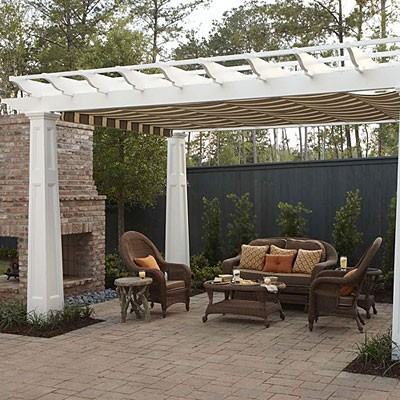 How To Build The Perfect Pergola Fleur De List Home Decor