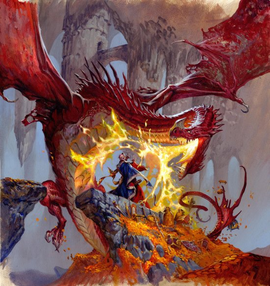 Jesper Ejsing artstation ilustrações fantasia games card magic the gathering