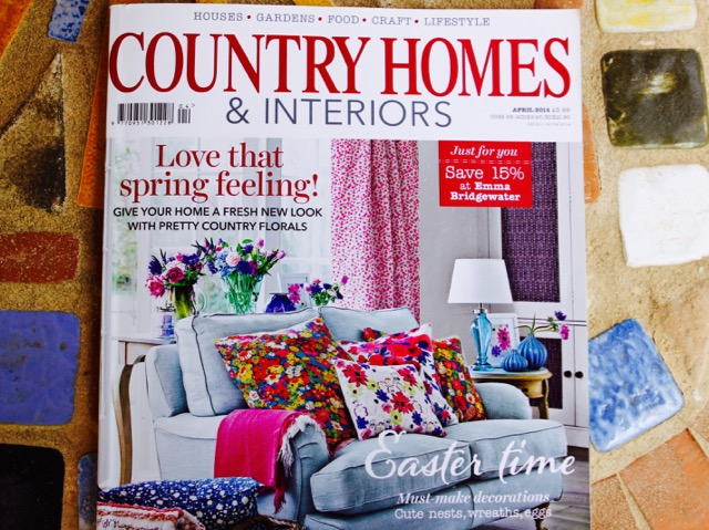 Country Home & Interiors magazine