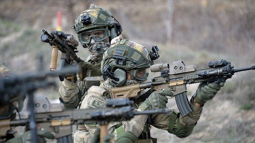 13 Warganya Tewas, Turki Kerahkan Pasukan Serang Teroris PKK di Perbatasan