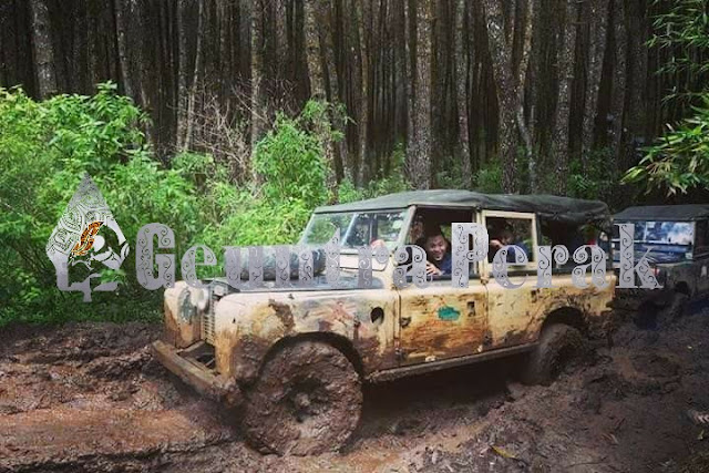 PAKET OFFROAD - OUTBOUND LEMBANG - COMPANY GATHERING