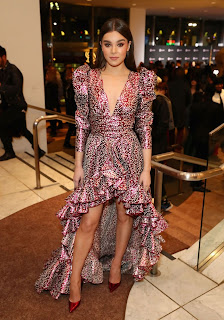 Hailee Steinfeld At Best New Artist 2019 Event in LA