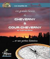 Les grandes heures de Cheverny et Cour-Cheverny... et nos petites histoires