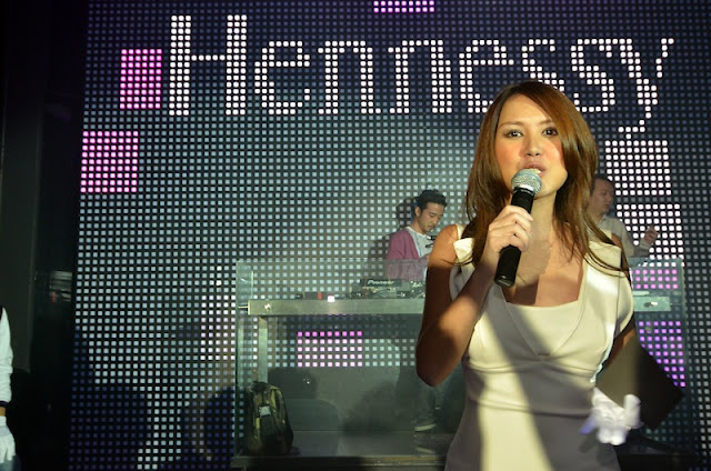 Hennessy NYX Launch Party