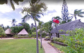 The Polynesian Cultural Center is a Polynesian themed park