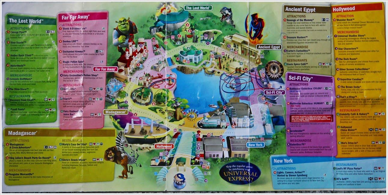 Singapore Tourist Map Pdf