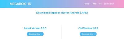 Megabox hd Aplikasi Nonton Film Terbaik di HP Android 2019