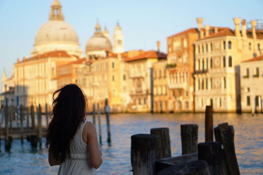 Ach ta Wenecja.....